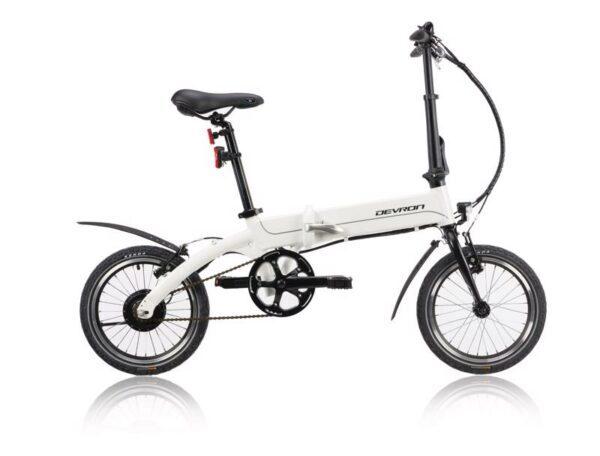 E-bike Devron 16201